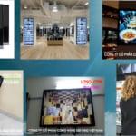 Quảng cáo trên màn hình LCD – Phương thức truyền thông hiện đại