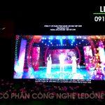 Màn hình Led P3 trong nhà thi công tại Thanh Niên Xung Phong BUILDING – TP. HCM – 17.000.000 VNĐ/m2