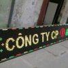 Bảng led điện tử 1 màu đỏ